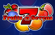 игровой аппарат Fruits and Sevens онлайн