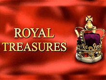 Royal Treasures - игровые аппараты