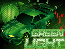 В казино автомат Green Light